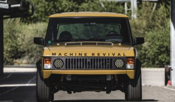 Machine Revival présente sa 22ème création